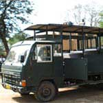 Dhikala Canter Safari in Jim Corbett National Park